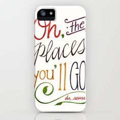 Buy Oh the places you'll go II by Chelsea Ward as a high quality iPhone & iPod Case. $35