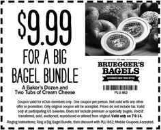 bakers deal of the day coupon