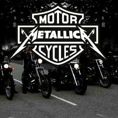 METALLICA MOTORCYCLE