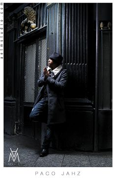{ PACO JAHZ }    Coaching - Malika Anthony pour A Studio  Photographie - Eric Madelaine pour A Studio