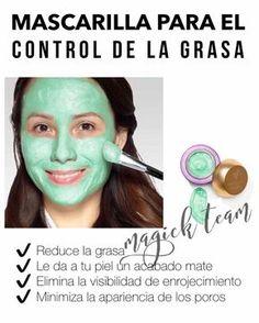 Mascarilla para el control de grasa, Royalty younique! #mascarilla #younique #nuevosproductos