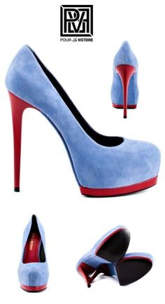 Colors | Red & Blue by willa