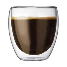 Bodum double wall cups