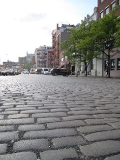 By the PATH Station , Hoboken, cobblestone road. My home town! Jersey Girl, New Jersey, I Love Ny, Beaches In The World, White Sand Beach, House 2, Ancestry, East Coast, Places Ive Been