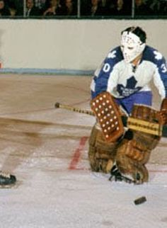 Toronto Maple Leafs - Bernie Parent