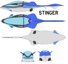 stinger by bagera3005.deviantart.com on @DeviantArt