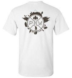 PNW - Around the PNW Short Sleeve Shirt