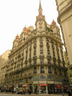Bencich Building. buenos aires Vintage Architecture, Amazing Architecture, Classical Architecture, Largest Countries, Countries Of The World, Most Beautiful Cities, Beautiful Buildings, South America Travel, North America