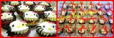 Hello Kitty Cupcakes  facebook page: Sweets 'N Heaven by Eldgie