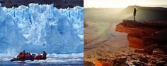 Go To Extremes - Win a glacier and desert trip to Chile