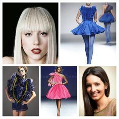 Lady Gaga elige a Eva Soto Conde http://conlaede.wordpress.com/2014/03/10/talento-made-in-spain/