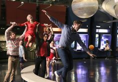 """New stills from 4.13, """"New Directions"""""""