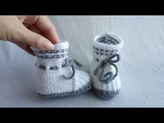 Baby Booties, Baby Shoes, Crochet Baby, Youtube, Kids, Clothes, Fashion, Head Bands, Shoes