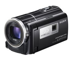 Sony HDRPJ260V High Definition Handycam 8.9 MP Camcorder with 30x Optical Zoom, 16 GB Embedded Memory and Built-in Projector (2012 Model) - http://digitalcamerawithwifi.ellprint.com/sony-hdrpj260v-high-definition-handycam-8-9-mp-camcorder-with-30x-optical-zoom-16-gb-embedded-memory-and-built-in-projector-2012-model/