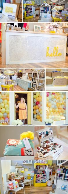 {See} Hello Yellow! The latest home decor boutique in Almonte, Ontario.