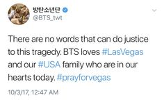 The fact that BTS uses its platform to spread awareness is really amazing and shows how much they care
