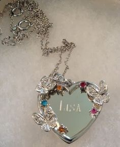 Eve's Addiction Personalized Sterling Silver Jewelry