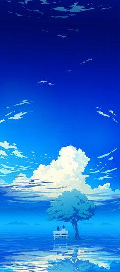Tumblr blue sky