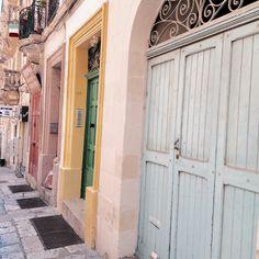Malta, amazing, paradise, color, pastel colors