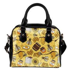 Designer Clothes, Shoes & Bags for Women I Love Bees, Bee Jewelry, Bee Gifts, Handbag Patterns, Buy Shoes Online, Save The Bees, Bees Knees, Bee Keeping, Shoulder Handbags