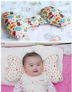oreiller cale tête pour bébé (tutoriel gratuit - DIY)