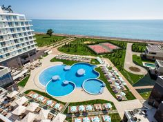 Adler Radisson Blu Paradise Resort & Spa Sochi Russia, Europe Radisson Blu Paradise Resort & Spa Sochi is a popular choice amongst travelers in Adler, whether exploring or just passing through. The hotel offers a wide range of amenities and perks to ensure you have a great time. To be found at the hotel are free Wi-Fi in all rooms, 24-hour security, daily housekeeping, infirmary, photocopying. Comfortable guestrooms ensure a good night's sleep with some rooms featuring facilit...