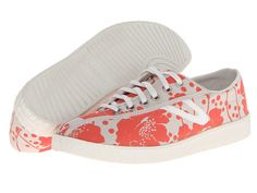 Tretorn Nylite - Florence Broadhurst-Cool sneakers to DIY.