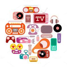 Home Electronics @creativework247