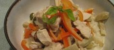 January 25, 2011: Thai Green Curry Chicken