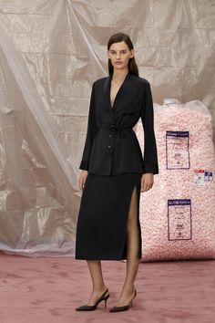 Protagonist Spring 2016 Ready-to-Wear Fashion Show - Amanda Murphy