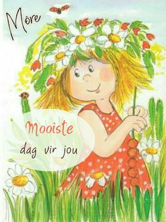 Goeie More, Afrikaans Quotes, Good Morning Wishes, Disney Characters, Anime, Art, Good Morning, Art Background, Kunst