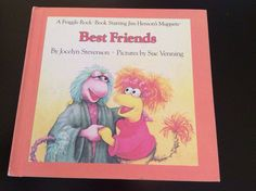 "Vintage Jim Henson's Fraggle Rock Weekly Reader book ""Best Friends"" https://www.etsy.com/shop/AmeliaBabble"