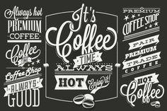 Papier peint design pause café : Papier peint - Papier peint décoration design - Izoa