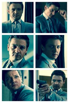 Jeremy Renner as William Brandt | Mission Impossible: Ghost Protocol