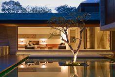 Tree in Landcape. LaCantina Doors | Sliding Door Systems | Dwell