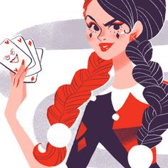 Harley Quinn by Sibylline's Sketchblog