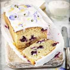 Blueberry and Lemon Curd Loaf in recipes at Lakeland