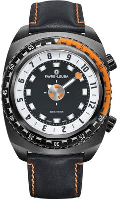 Favre-Leuba Watch Raider Harpoon #add-content #bezel-unidirectional #bracelet-strap-leather #brand-favre-leuba #case-depth-16-5mm #case-material-black-pvd #case-width-46mm #delivery-timescale-call-us #dial-colour-black #gender-mens #helium-valve-yes #luxury #movement-automatic #new-product-yes #official-stockist-for-favre-leuba-watches #packaging-favre-leuba-watch-packaging #style-divers #subcat-harpoon #supplier-model-no-00-10101-09-13-41 #warranty-favre-leuba-official-5-year-guarantee…