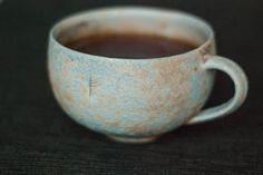 Jack Doherty  |  Porcelain, salt/gas-fired mug.