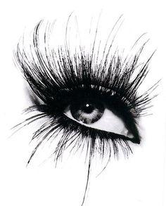 <3 ABSOLUTELY FABULOUS! 👁 Pencil Sketches Easy, Cool Sketches, Mode Poster, Eyelash Logo, Makeup Artist Logo, Lashes Logo, Makeup Wallpapers, Music Artwork, Eye Art