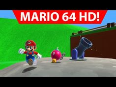This Guy Remade #SuperMario 64's Most Iconic Level In HD And Playable In Your Browser http://tcrn.ch/1bH3cKZ via @techcrunch
