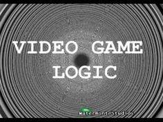 Taking damage video game logic.