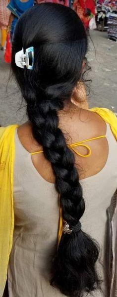 Beautiful Blonde Girl, Beautiful Girl Indian, Beautiful Indian Actress, Indian Long Hair Braid, Braids For Long Hair, Beauty Full Girl, Beauty Women, Indian Hairstyles, Braided Hairstyles