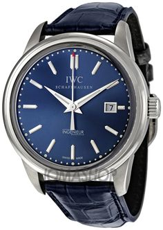 IWC Vintage Ingenieur Automatic Mens Watch IW323310 $7,200