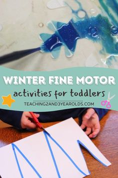 These toddler winter activities fit right into your seasonal theme while also developing important finger strength. #finemotor #winter #lessonplans #activities #toddlers #fingers #2yearolds #teaching2and3yearolds Winter Activities For Toddlers, Lesson Plans For Toddlers, Winter Crafts For Kids, Preschool Activities, Preschool Winter, Kids Crafts, Finger Strength, Time Planner, Felt Tree