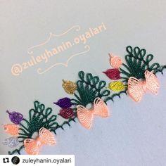 #Repost @zuleyhanin.oyalari with @get_repost ・・・ 💐#iğneoyası #igneoyasi #igneoyasisevenler #iğneoyasısevenler #çeyiz #yazmamodelleri… Needle Lace, Tatting, Diy Crafts, Embroidery, Quilts, Crochet, Instagram, Model, Herbs