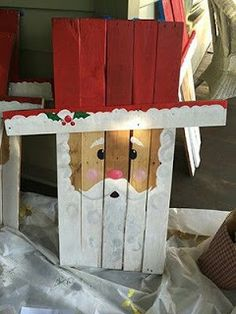 DIY Projects Winter to Warm Decoration decorhead.c… Breathtaking 38 Hello Winter! DIY Projects Winter to Warm Christmas Wood Crafts, Pallet Christmas, Christmas Yard, Outdoor Christmas, Christmas Projects, Holiday Crafts, Outdoor Wooden Christmas Decorations, Winter Wood Crafts, Palette Deco
