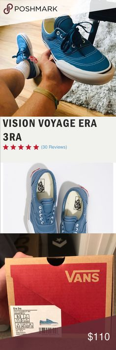 Vans – Era 3RA Vision Voyage Pack (Available Now!) |