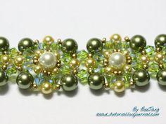 Rikku bead tutorial by BeeJang