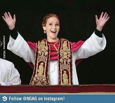 Jennifer be like